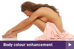 Body colour enhancement